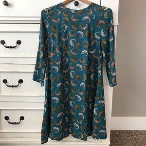 H&M Chameleon Dress.